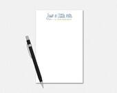 Personalized Notepad - Ju...
