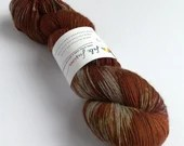Hand dyed wool yarn, 70/2...