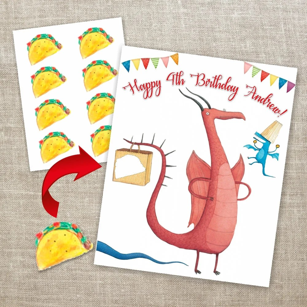 Download Unique Dragons Love Tacos Coloring Pages | Top Free ...