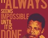 Nelson Rolihlahla Mandela...