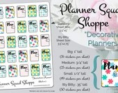 Decorative Planners Funct...