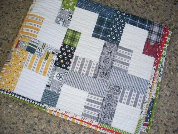 varsity quilt pattern sheet