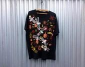 Buggy -- Black t-shirt de...