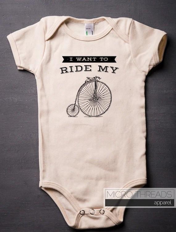 Bicycle Race onesie