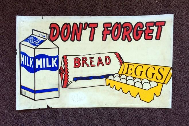 Don't Forget -- Vinta...