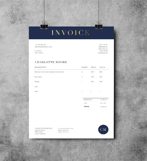 Car Invoice Templates 20 Free Word Excel PDF Format Download  Tax     Invoice Template Receipt MS Word And Photoshop Template   Ms word invoice  template free download online