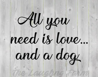 Download Dog quote svg   Etsy