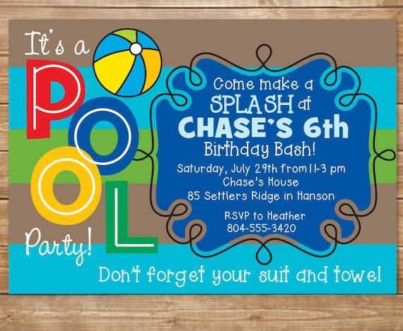 Birthday Invitations Staples