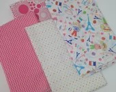 Paris Party Fabric Bundle...