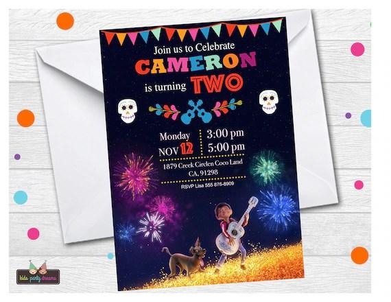 Printable Birthday Invitations 4x6