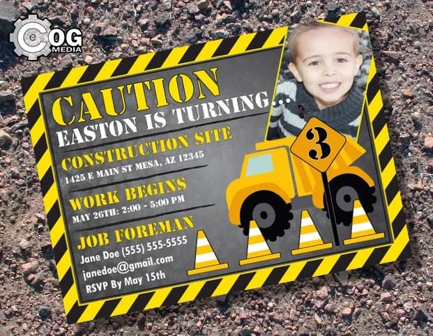 Construction Printable Bi...