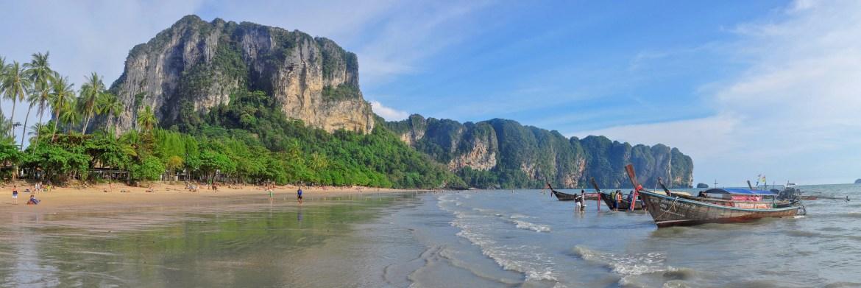 Ao Nang Beach - Thailand ...