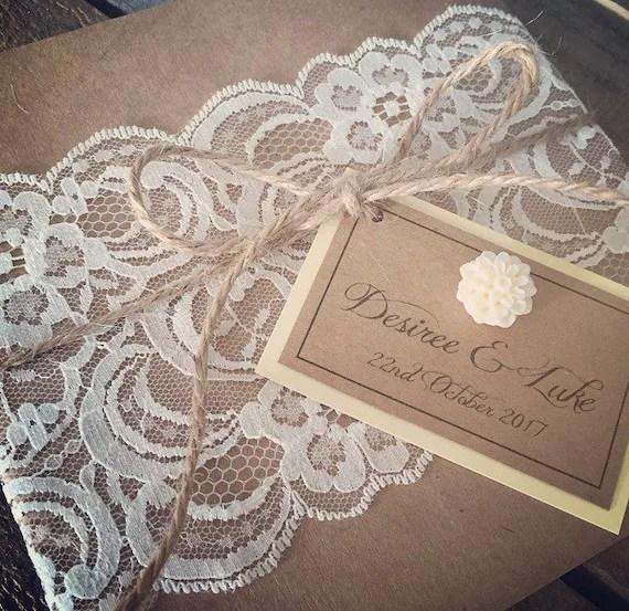 Full Wedding Invitation Sets