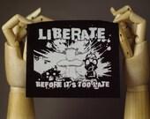 Liberation Patch   Punk p...