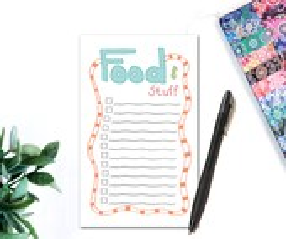 Grocery List - Food & Stu...
