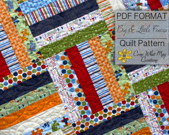 Patterns Beginners Basic Quilt
