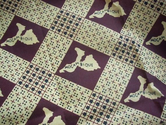destash sale - african fabric 14 - FREE SHIPPING