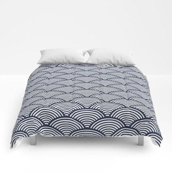 Blue Duvet Cover Full Queen King Duvet Blue Comforter