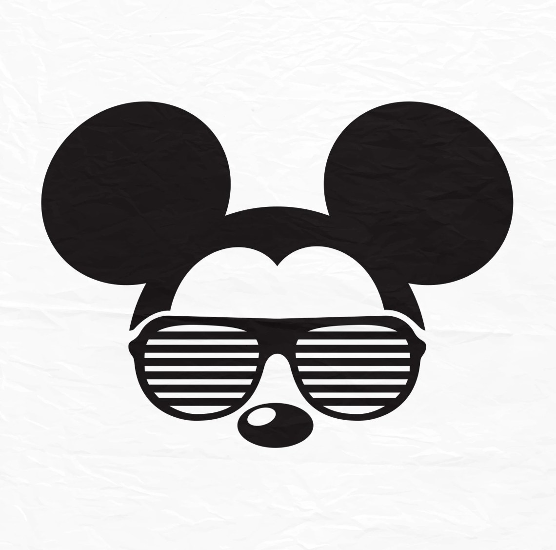 Download Disney, Mickey, Mouse, Sunglasses, Icon, Head, Ears ...