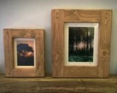 wood frame 10 X 8 picture...