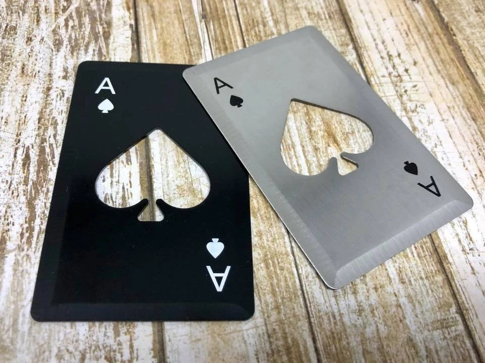 Bottle Opener Flat Wallet...