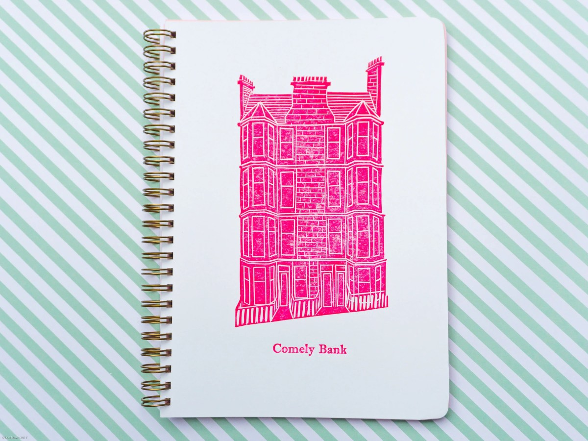 Comely Bank Notebook...