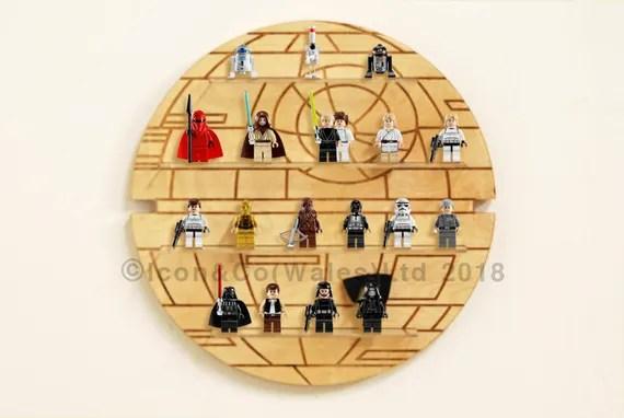 MIni Toy Figurine Display Shelf