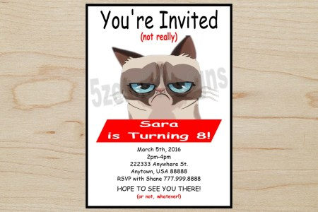 Grumpy Cat Birthday Full Hd Pictures 4k Ultra Full Wallpapers