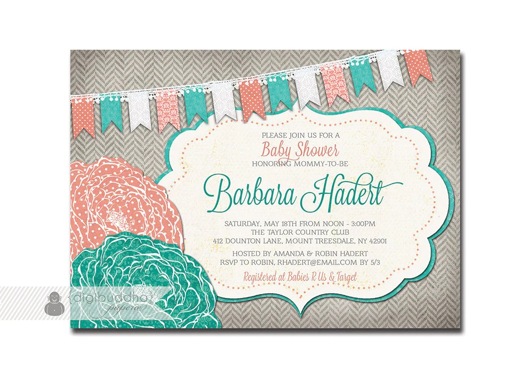 Baby Shower Invitations Cheap