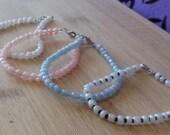 Simple Beaded Bracelets, ...