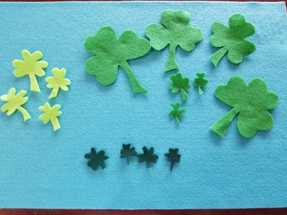 Counting Fun with Clovers!