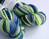 Hand dyed BFL super chunk...