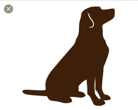Download Puppy Dog Lab SVG Cut File dog silhouette svg dog svg