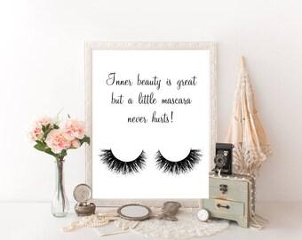 Eyelash Quotes Etsy