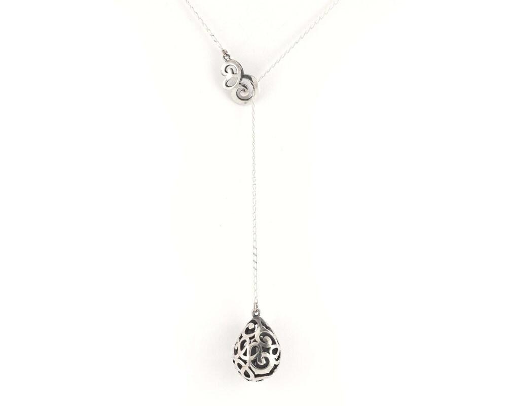 Frida necklace engraved