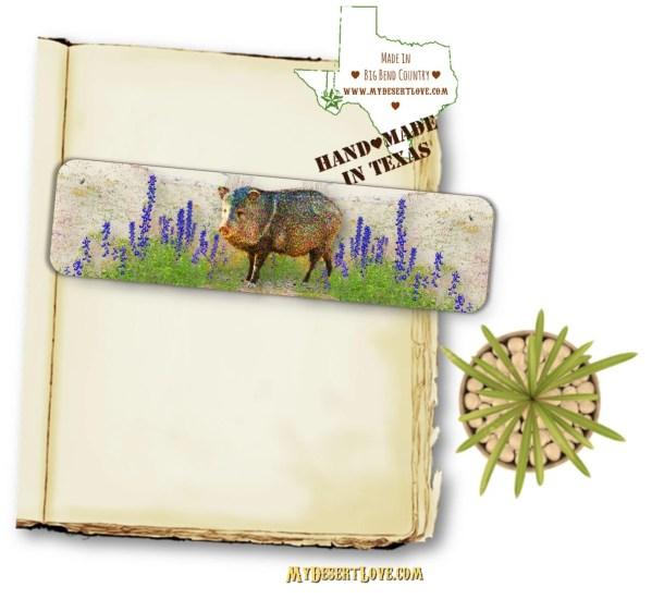 Javelina Bluebonnets Book...