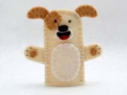 Image result for puppet dog