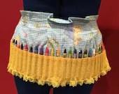 Children's Crayon Apr...
