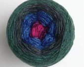 Hand dyed gradient sock y...