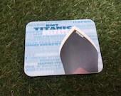 Titanic coaster