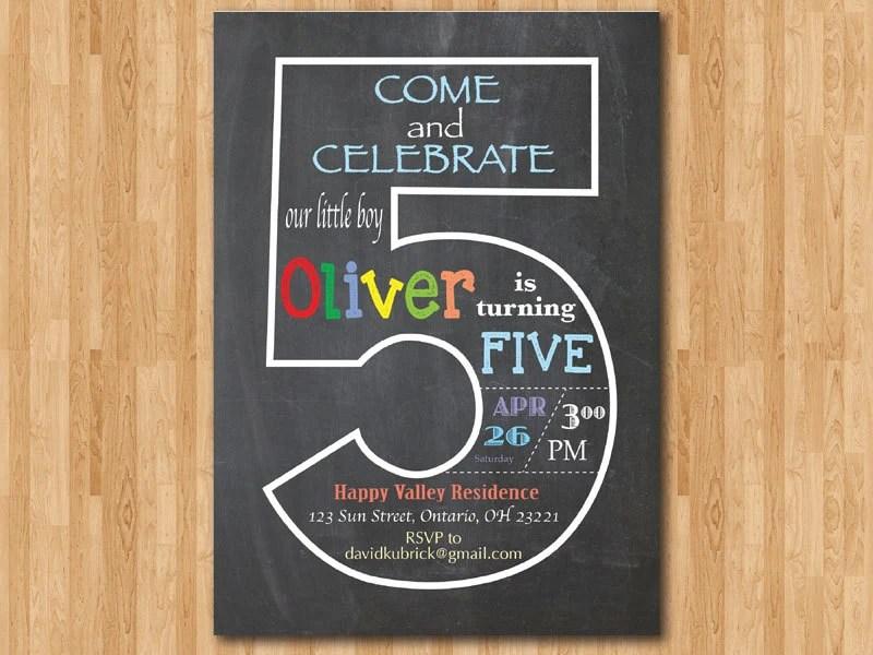 birthday invitation wording turning