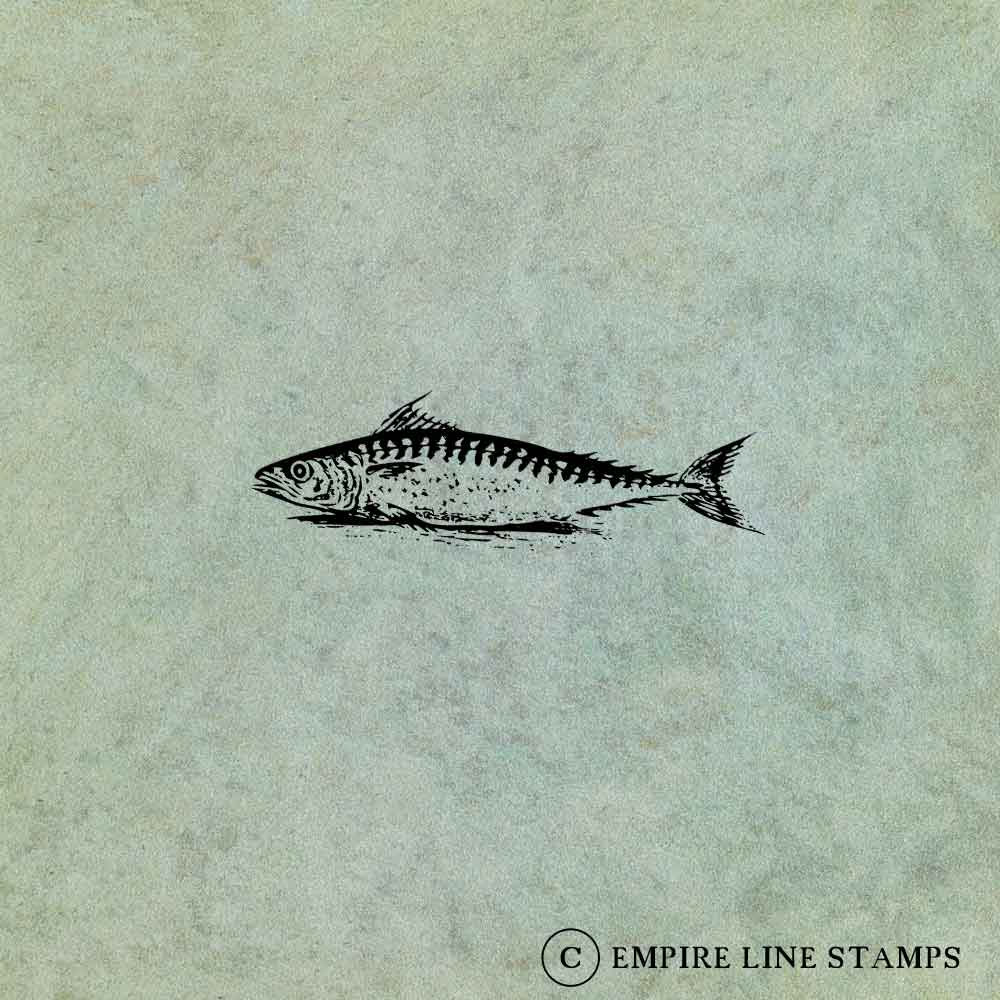 Fish SMALL - Antique Styl...
