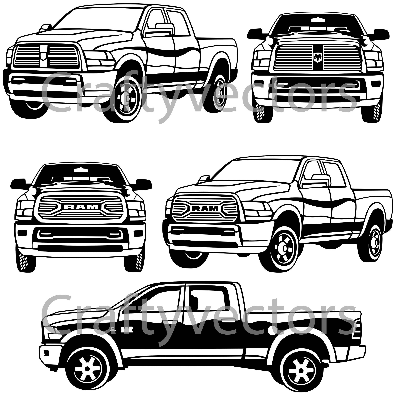 Ram Truck Fus