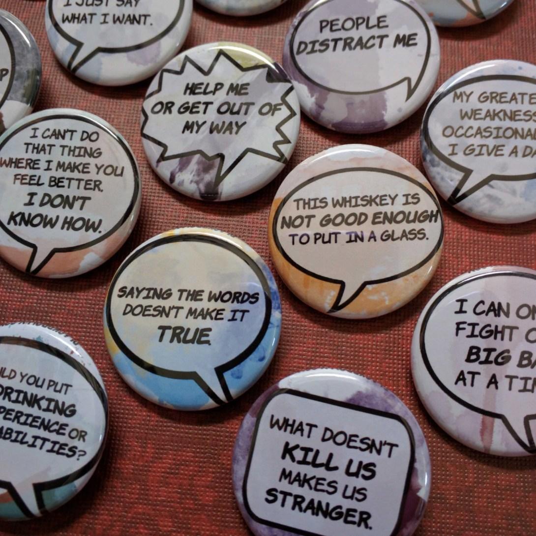 Jessica Jones buttons 1.2...