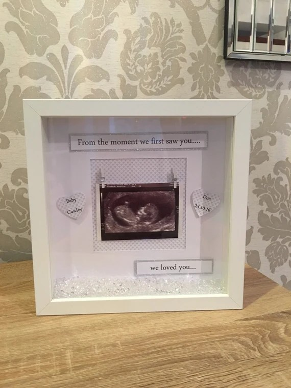 personalised baby frame framess co