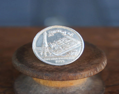 Solid Silver Antique Pari...