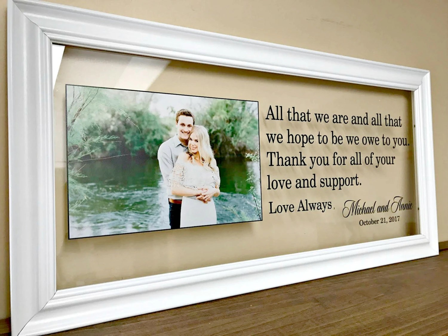 Wedding Gifts For Parents Christmas Gifts For Parents Mother