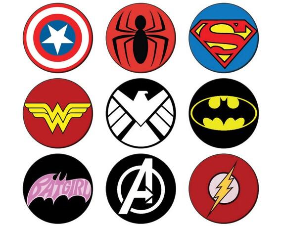 Superman Shield Template Transparent