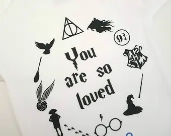 Download Harry potter baby   Etsy