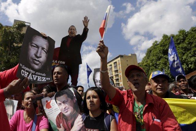 Risultati immagini per chavismo